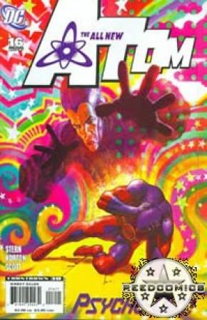 All New Atom #16