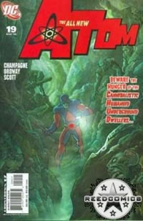 All New Atom #19