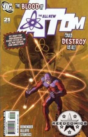 All New Atom #21