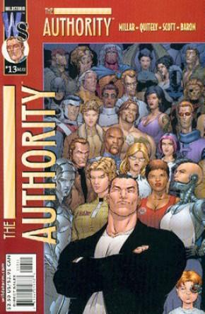 The Authority Volume 1 #13