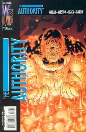 The Authority Volume 1 #18