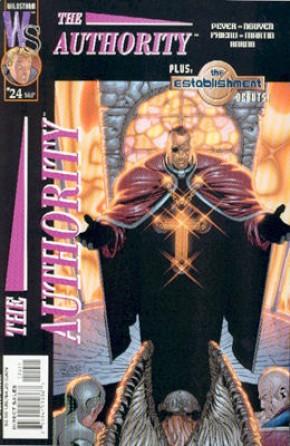 The Authority Volume 1 #24