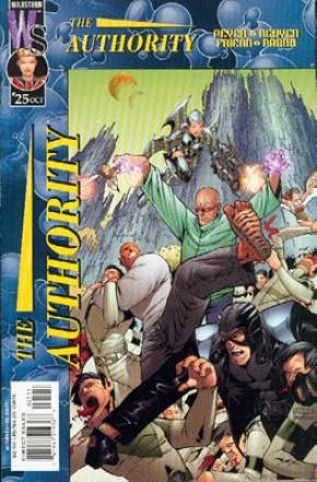 The Authority Volume 1 #25