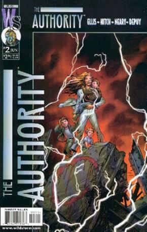 The Authority Volume 1 #2