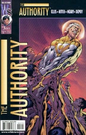The Authority Volume 1 #3