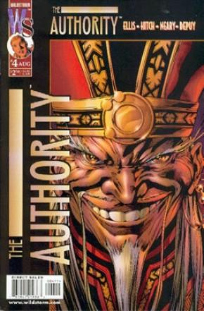 The Authority Volume 1 #4