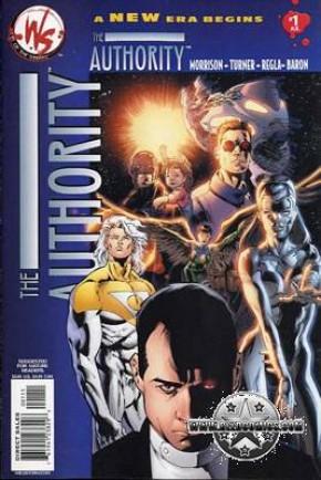 Authority Volume 2 #1