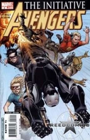 Avengers The Initiative #2