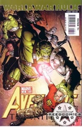 Avengers The Initiative #4