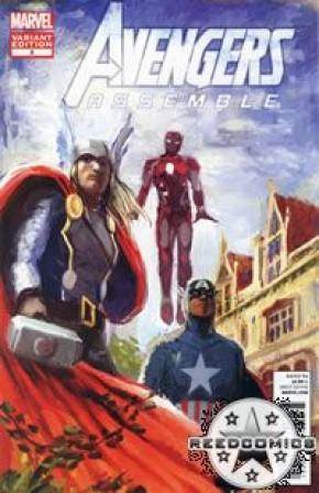 Avengers Assemble #2 (1:25 Incentive)