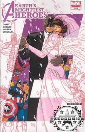 Avengers Earths Mightiest Heroes II #6