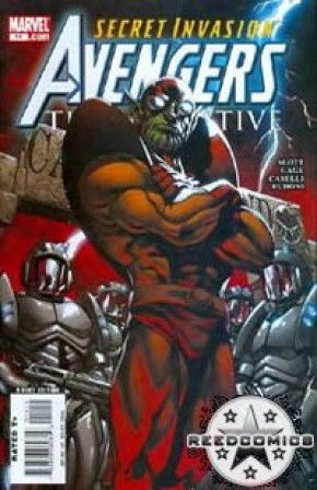 Avengers The Initiative #14