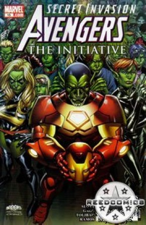 Avengers The Initiative #15