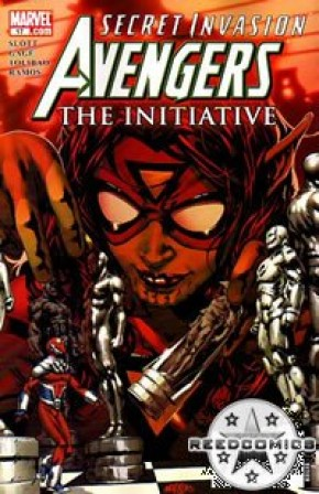 Avengers The Initiative #17