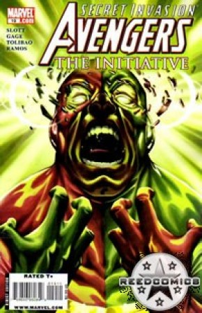 Avengers The Initiative #19