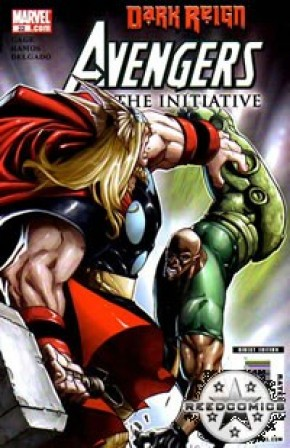 Avengers The Initiative #22
