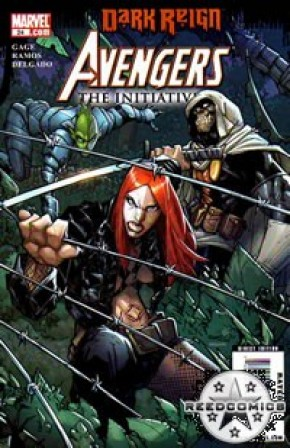 Avengers The Initiative #24