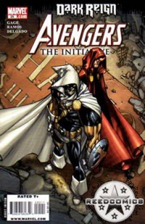 Avengers The Initiative #25