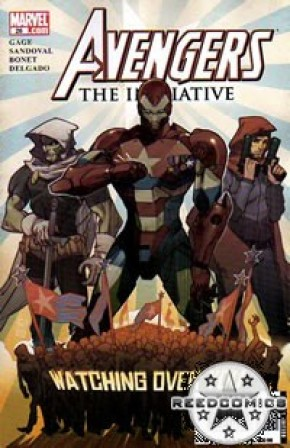 Avengers The Initiative #26