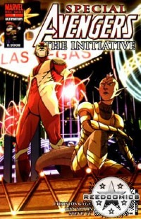 Avengers the Initiative Special