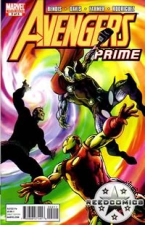 Avengers Prime #2