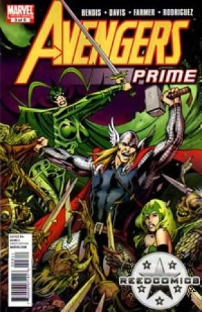Avengers Prime #3
