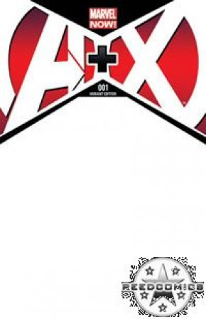 A Plus X #1 (Blank Cover)