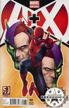 A Plus X #1 (50th Anniversary Variant Cover)