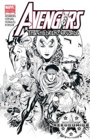 Avengers The Childrens Crusade #1 (3rd Print)