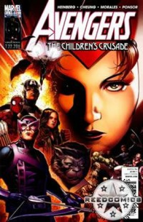 Avengers The Childrens Crusade #6