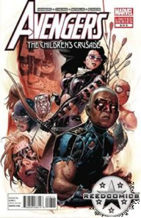 Avengers The Childrens Crusade #8