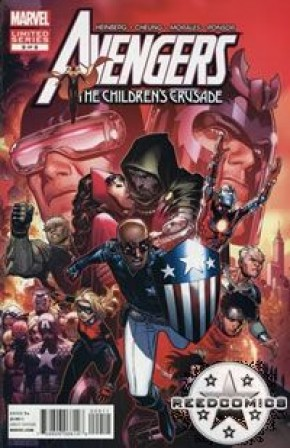 Avengers The Childrens Crusade #9