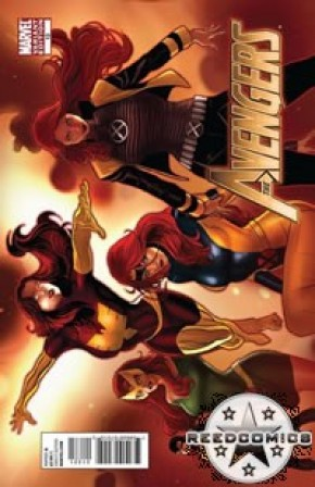Avengers #13 (1:20 Incentive)