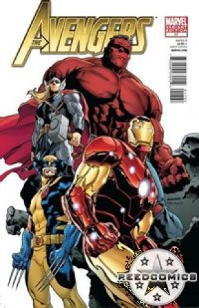 Avengers #17 (1:26 incentive variant)