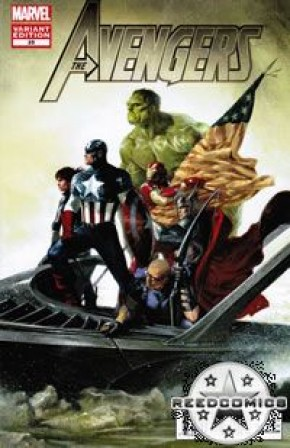 Avengers #25 (1:25 Incentive)