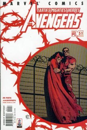 Avengers Volume 3 #51