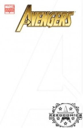 Avengers #7 (Blank Cover)