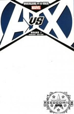 Avengers vs X-Men #1 (Blank Cover)