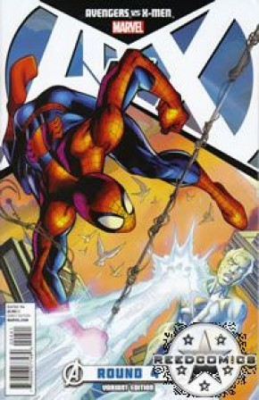 Avengers vs X-Men #4 (1 in 25 Incentive)