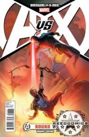 Avengers vs X-Men #7 (1 in 25 Incentive Variant)
