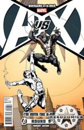 Avengers vs X-Men #9 (X-Men Team Store Variant)