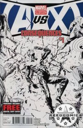 AVX Consequences #1 (2nd Print)