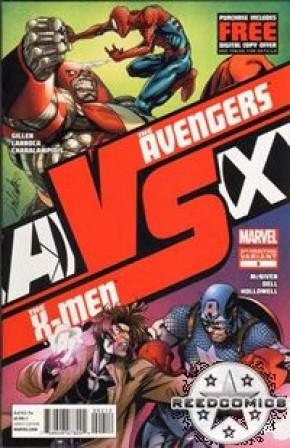 AvX vs #2 (2nd Print)