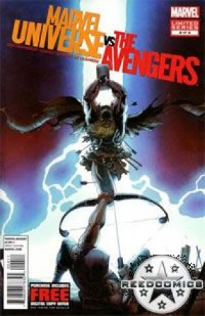 Marvel Universe vs The Avengers #4