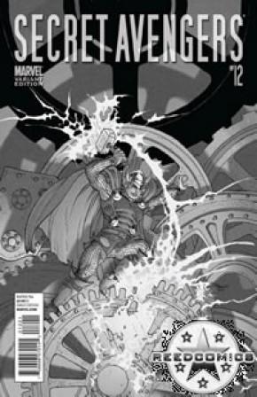 Secret Avengers #12 (1:15 Incentive)