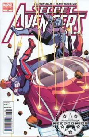 Secret Avengers #16 (1:15 Incentive)