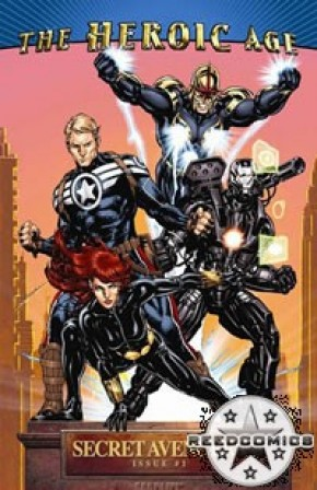 Secret Avengers #1 (1:15 Incentive)