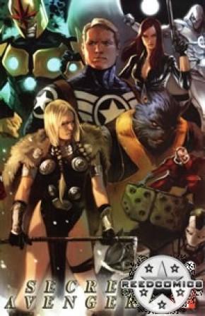 Secret Avengers #1 (1:25 Incentive)