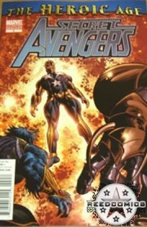 Secret Avengers #4 (2nd Print)
