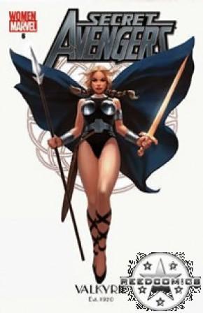 Secret Avengers #6 (Women of Marvel Variant)
